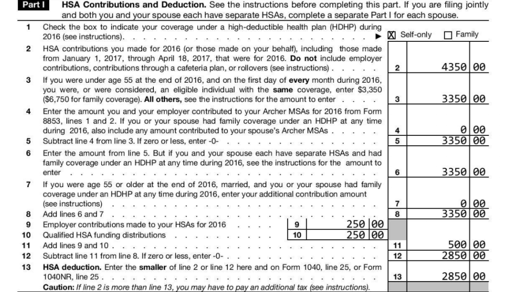 HSA_excess_contribution_form_8889_1-1024x593  Tax Form Example on printable w2, payment voucher, social security tax table chart, schedule printable, printable page 2, printable pdf, federal tax tables,