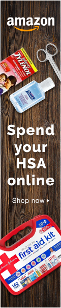 Spend your HSA on Amazon.com